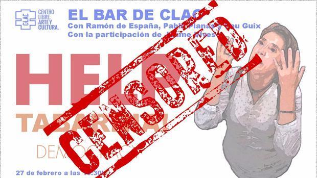 El Ayuntamiento de Barcelona censura un acto humorístico a favor de Tabarnia