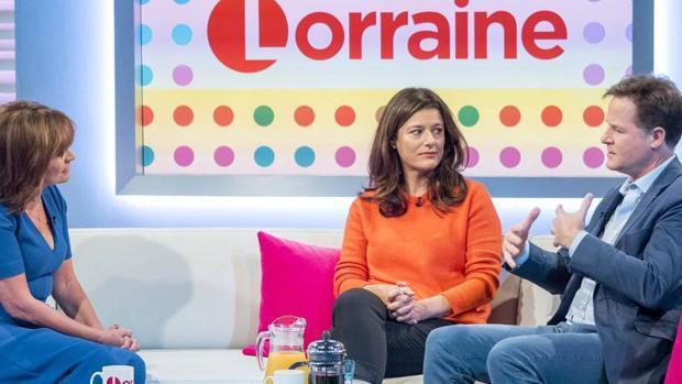 Nick Clegg y su mujer desvelan la lucha de su hijo contra el cáncer