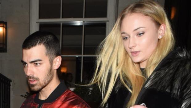 La actriz Sophie Turner y el cantante Joe Jonas anuncian su compromiso