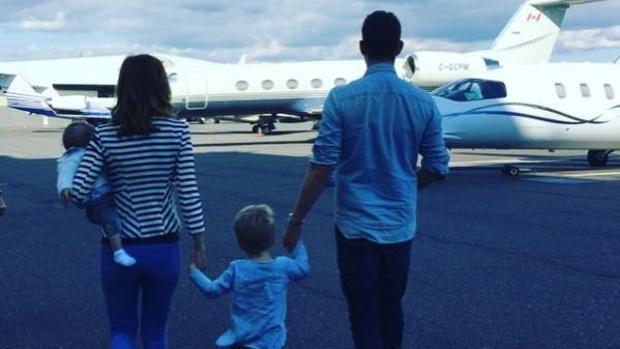 La vuelta de Michael Bublé tras el cáncer de su hijo