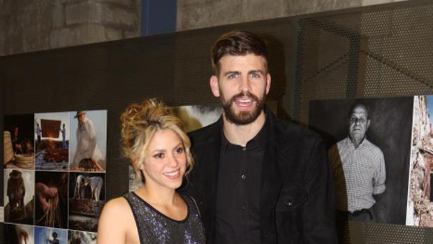 Así acallan los rumores de crisis Shakira y Piqué