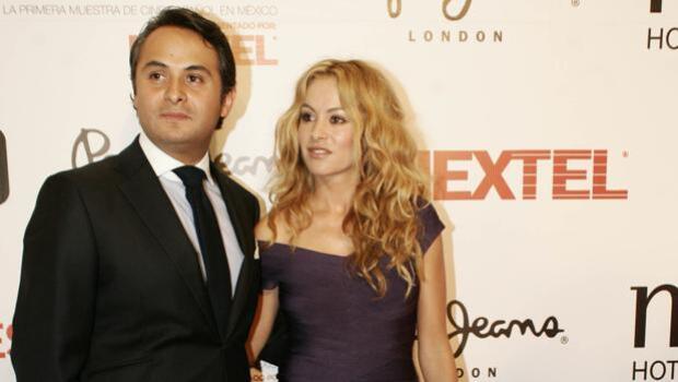El hermano de Paulina Rubio se casa con una Escrivá de Balaguer