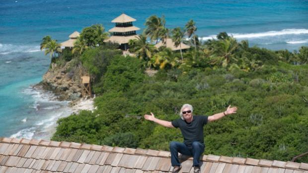 Richard Branson reabrirá la «arrasada» Necker Island en otoño de 2018