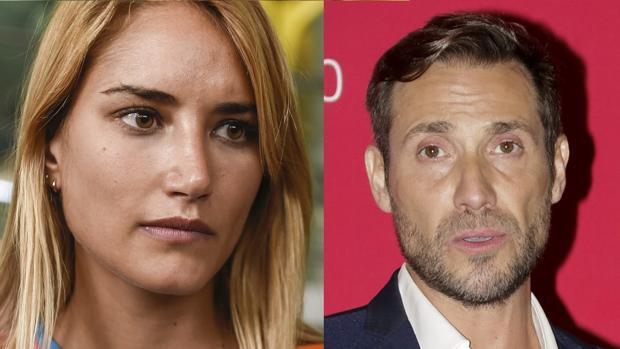Alba Carrillo contra Antonio David Flores: «Rocío se debió de dar un golpe muy fuerte para enamorarse de semejante personaje»