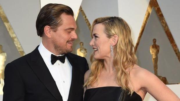 Leonardo DiCaprio y Kate Winslet salvan la vida a una mujer con cáncer