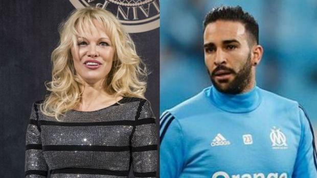Adil Rami, el «yogurín» que ha rejuvenecido el corazón de Pamela Anderson