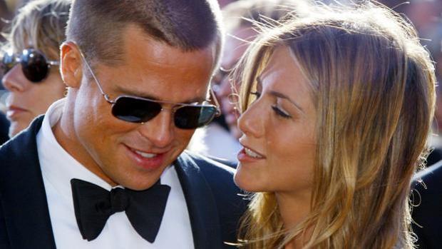 Jennifer Aniston niega los rumores de una reconciliación con Brad Pitt