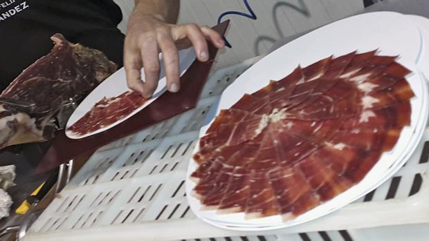 El jamón ibérico mejora la salud vascular