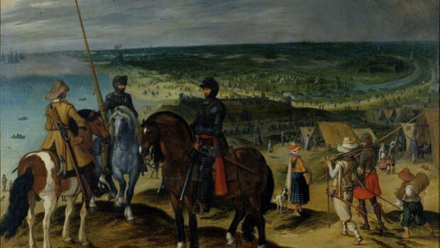 La victoria más sangrienta de los Tercios españoles: la conquista de Ostende (1604)