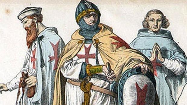 La desconocida matanza en la que Inquisición quemó vivos a 54 templarios por herejes y sodomitas