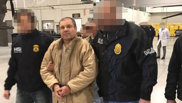 México extradita a «El Chapo» Guzmán a Estados Unidos en el último día de gobierno de Obama