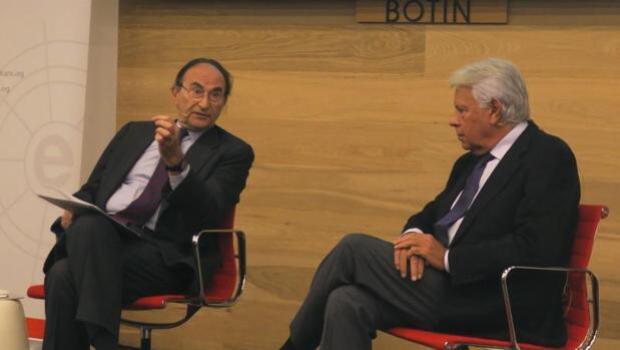 Felipe González pide no renunciar al federalismo europeo pese al Brexit