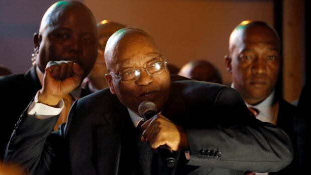 La oposición pide la disolución del parlamento sudafricano