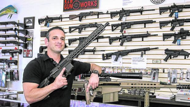 Los republicanos se plantean por vez primera medidas de control de armas