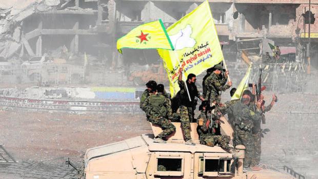El «califato» yihadista es historia tras la caída de Raqa en Siria