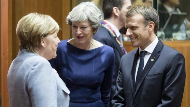 May no logra romper la unidad de los socios ante el Brexit