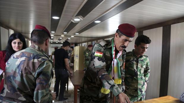 El Tribunal Supremo de Irak declara inconstitucional el referéndum independentista del Kurdistán