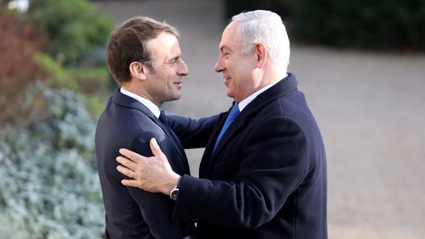Netanyahu urge a los palestinos a «aceptar la realidad» de que Jerusalén es la capital de Israel