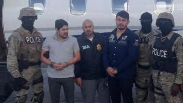 Los dos sobrinos de la mujer de Maduro, condenados en EE.UU. a 18 años de cárcel por narcotráfico