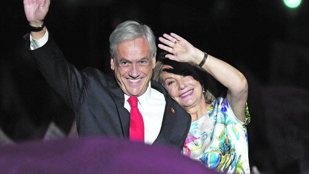 El conservador Sebastián Piñera vuelve a la Presidencia de Chile