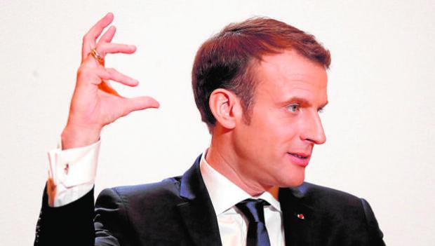 Macron quiere a Londres en la Defensa Europea aunque abandone la UE