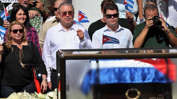 La extensa y variada prole que dejó Fidel Castro