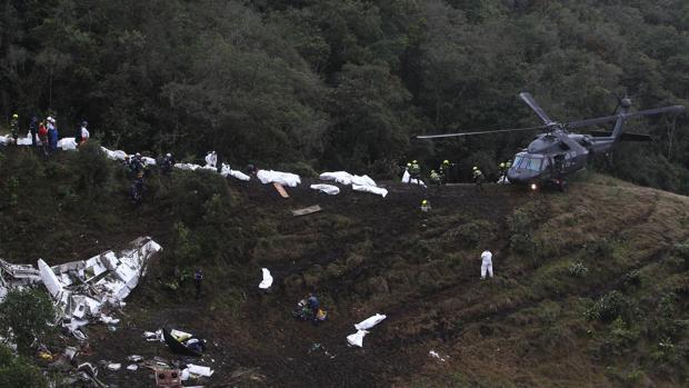 Los accidentes de avión más trágicos de los últimos años