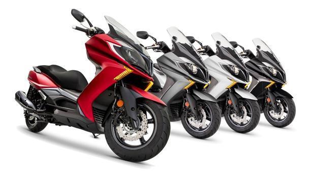 Las matriculaciones de motocicletas en España caen un 14,4% en septiembre