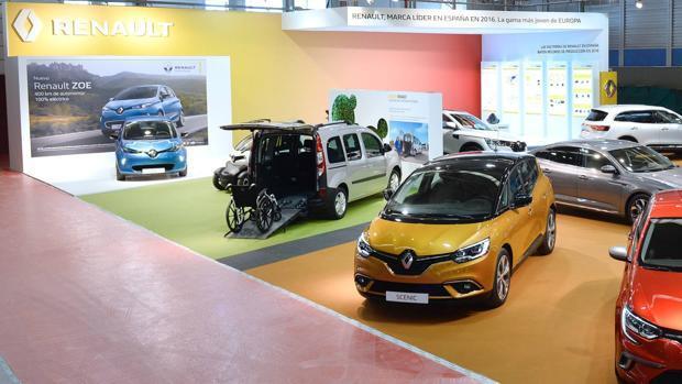 El Plan estrátegico de Renault prevé aumentar las ventas en más del 40% hasta 2022