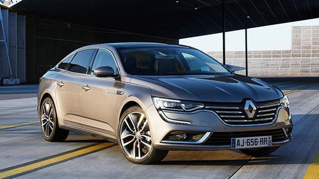 """Nueva Serie Limitada """"Icon"""" para los Renault Talisman y Espace"""