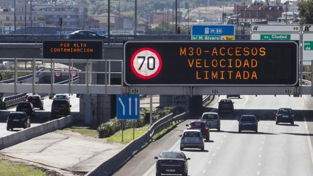 El límite de 70 kilómetros por hora no disminuye la contaminación