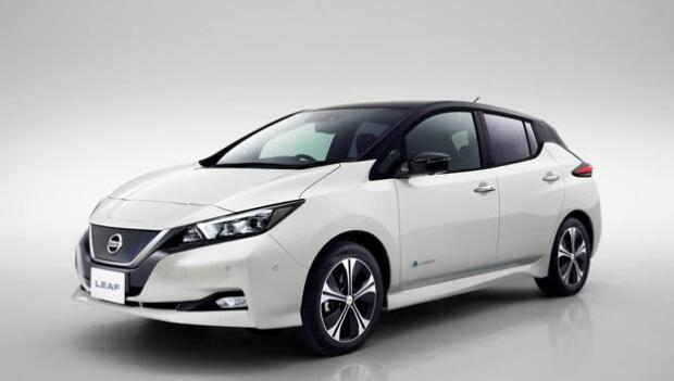El nuevo Leaf, gran protagonista de Nissan en el Salón de Tokio