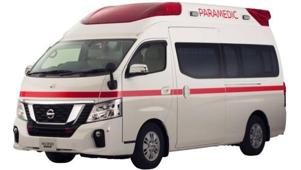 Nissan presenta una ambulancia  eléctrica que reduce la propagación de gérmenes