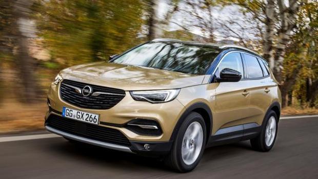 Opel Grandland X, con un nuevo motor diésel