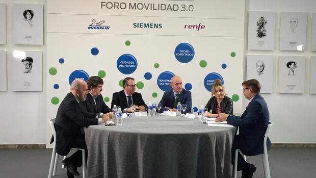 Ponentes de primer nivel en el «Foro de Movilidad 3.0 Vocento»: el futuro del automóvil es eléctrico