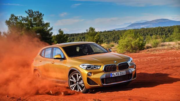 Versatilidad y deportividad, claves del nuevo BMW X2