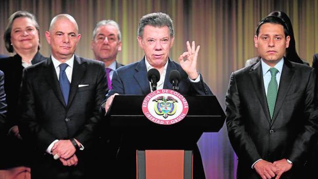 La verdad de Santos y Colombia que el mundo no quiere ver