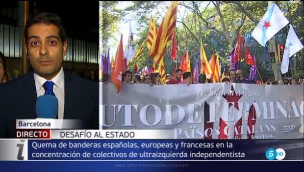 «Los Simpson» y otras víctimas televisivas de la crisis independentista de Cataluña