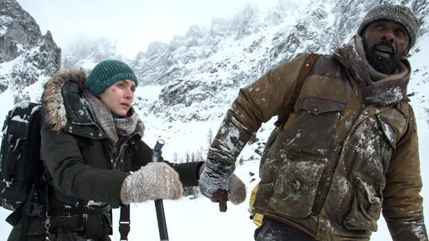 «La montaña entre nosotros»: El amor en la nieve de Idris Elba y Kate Winslet