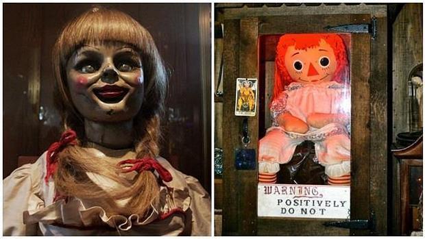 La escalofriante historia que esconde la verdadera muñeca Annabelle