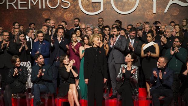 El mejor cine español busca su público en la noche de los Goya