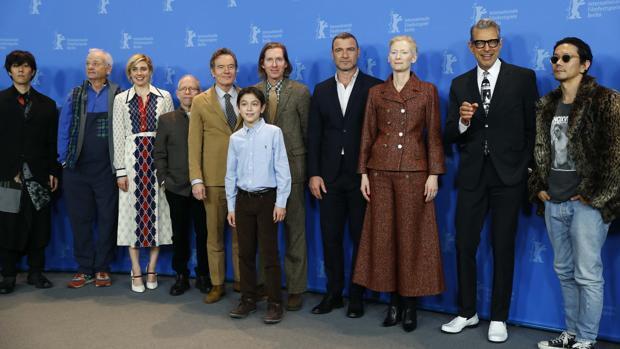 Wes Anderson ilumina el arranque de la Berlinale