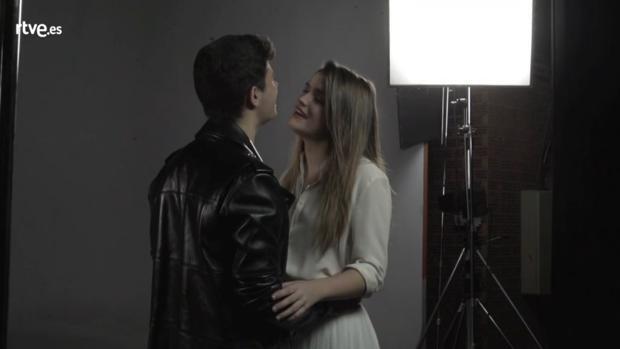 Así se grabó «Tu canción», el tema de España en Eurovisión