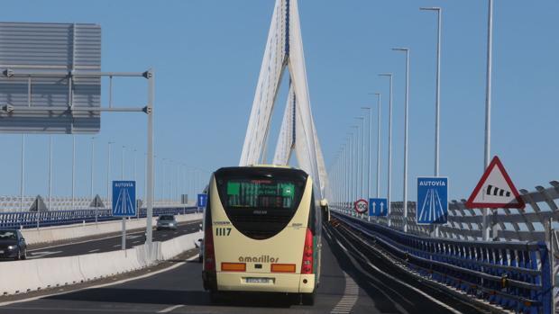 El segundo puente reduce más de un 40% el tráfico en el de Carranza