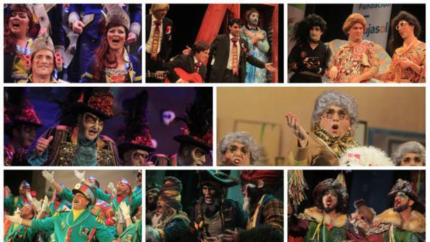 Quién es quién en el Concurso del Falla del Carnaval de Cádiz 2018