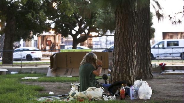 El Plan de Inclusión para las personas sin hogar, «en punto muerto»