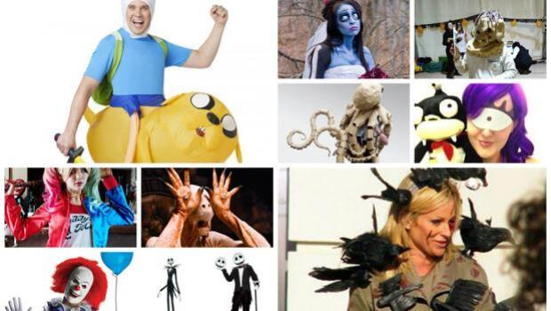 Los mejores disfraces para una noche de película en Cádiz este Halloween 2017