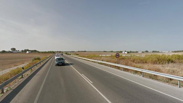 Fallece un joven en un accidente de tráfico en el municipio sevillano de las Cabezas de San Juan