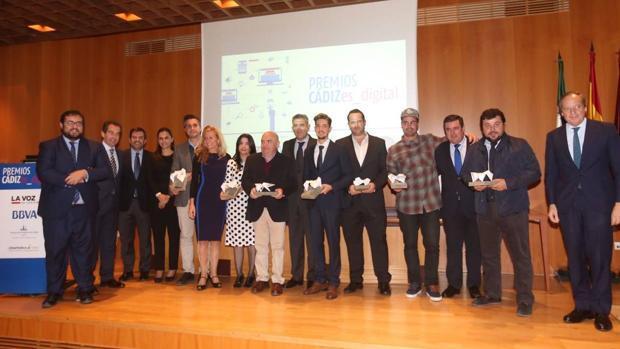 Un reconocimiento real para un Cádiz digital