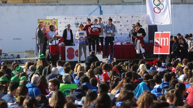 La Olimpiada Marianista deja más de un millón de euros en Cádiz